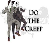 DO THE CREEP FOR GOD SAKE!!